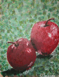 Apples - By: Deanna Saracki